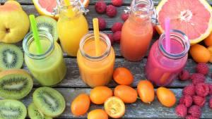 alimentation saine smoothie fruits naturo