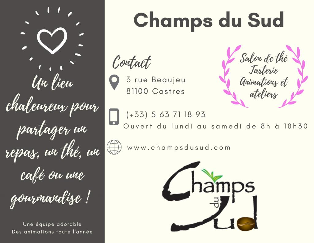 Champs du Sud - Castres