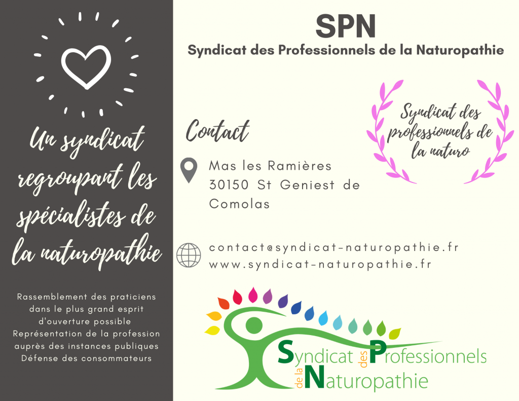 Syndicat des Professionnels de la Naturopathie
